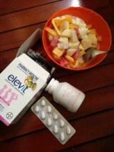 Cách Sử Dụng Vitamin Bầu Elevit Của Úc