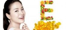 Hướng Dẫn Dùng  Vitamin E Đúng Cách