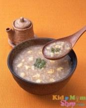 Cách sử dụng cháo gói ăn liền Shimaya của Nhật