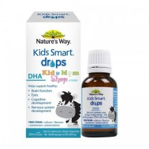DHA Cho Bé Nature'S Way Kids Smart Dha Drops 20Ml