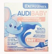 Audi Baby – Dung Dịch Làm Sạch, Làm Tan Ráy Tai Cho Trẻ Em