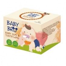 Gạc Baby Bro Vệ Sinh Răng Miệng Cho Bé 25 Miếng