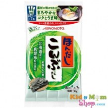 Hạt Nêm Rong Biển Ajinomoto Nhật Bản