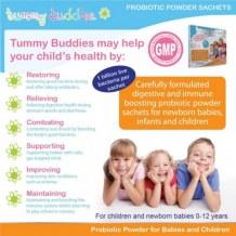 Thành Phần Công Dụng Và Cách Dùng Men Tummy Buddies
