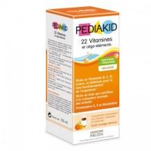Pediakid Bổ Sung Đầy Đủ 22 Loại Vitamin Cho Bé Nội Địa Pháp