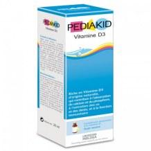 Pediakid Bổ Sung Vitamin D3 Cho Bé