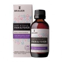 Thảo Dược Hạ Sốt Brauer Pain And Fever Của Úc