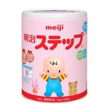 Sữa Bột Meiji Số 1 - 3  Nội Địa Nhật Dành Cho Bé Từ Trên 12 Tháng Tuổi Hộp 820G