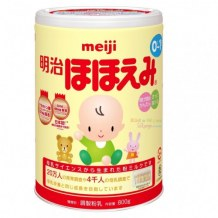 Sữa Bột Meiji Số 0 Nội Địa Nhật Dành Cho Bé Từ 0-12 Tháng Tuổi Hộp 800G