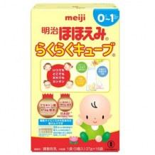 Hướng Dẫn Cách Pha Sữa Meiji Dạng Thanh Cho Trẻ