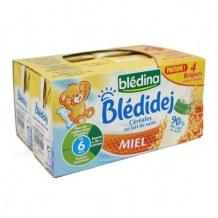 Sữa Nước Bledina Của Pháp Vị Vani Cho Bé Từ 6 Tháng Tuổi