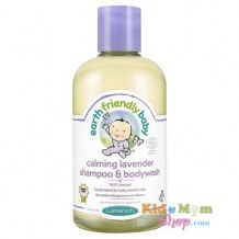 Sữa tắm gội cho bé Earth Friendly Baby