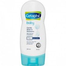 Sữa Tắm Gội Toàn Thân Cetaphil Cho Bé Gentle Wash & Shampoo 230Ml