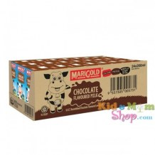 Sữa Tươi Hương Sôcôla Marigold Thùng 24 Hộp