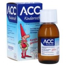 Siro Ho Long Đờm Acc Kindersaft 100Ml Của Đức