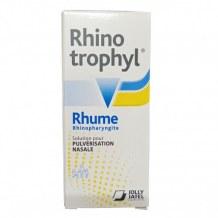 Thuốc Nhỏ Mũi Rhinotrophyl Giúp Chống Viêm, Kháng Khuẩn Cho Bé