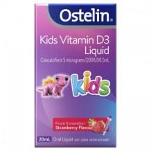 Vitamin D Ostelin Dạng Nước Của Úc Giá Tốt (Thuốc Bổ Sung Ca, P, Vitd)