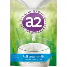 Sữa Nguyên Kem Dạng Bột A2 Úc 1Kg Mẫu Mới