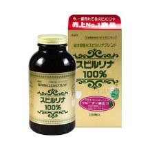 Tảo Xoắn Spirulina Nhật Bản 100% Hộp 2200 Viên