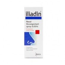 Thuốc Nhỏ Mũi Iliadin 0.05% Cho Bé Trên 6 Tuổi Và Người Lớn