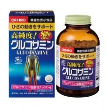 Viên Bổ Xương Khớp Glucosamine Orihiro 1500Mg Của Nhật Mẫu Mới