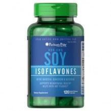 Viên Uống Soy Isoflavones Tinh Chất Mầm Đậu Nành 120 Viên