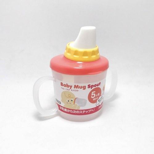 Cốc Tập Uống Có Vòi Baby Mug Spout Nhật Bản