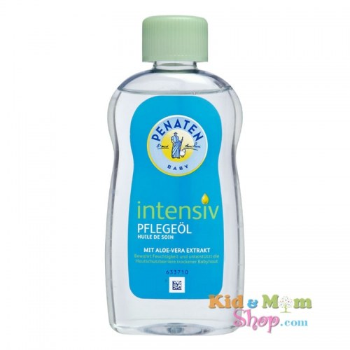 Dầu Massage Penaten Intensiv Pflegeol 200 ml