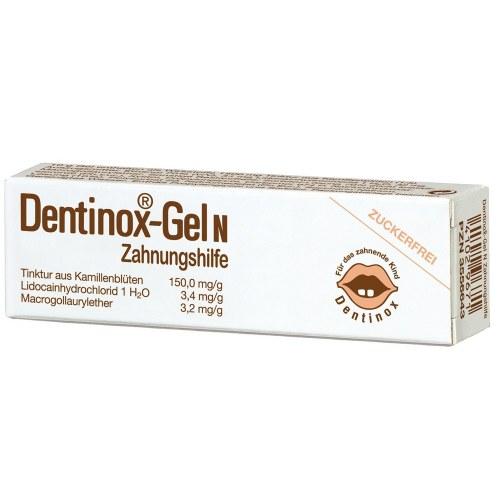 Gel Dentinox Gel N Bôi Giảm Đau Lợi Cho Trẻ Em Khi Mọc Răng