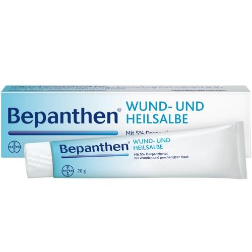 Kem Chống Hăm Bepanthen Wund-Und Heilsalbe 20G Của Đức