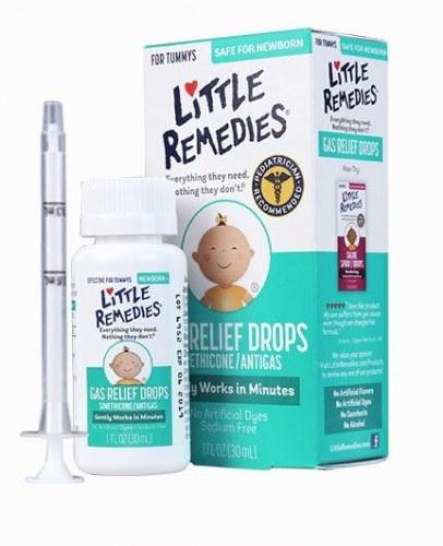 Siro Little Remedies trị ợ hơi, chống nôn trớ cho trẻ sơ sinh