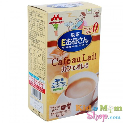 Sữa Bầu Morinaga Vị Cafe Nhật