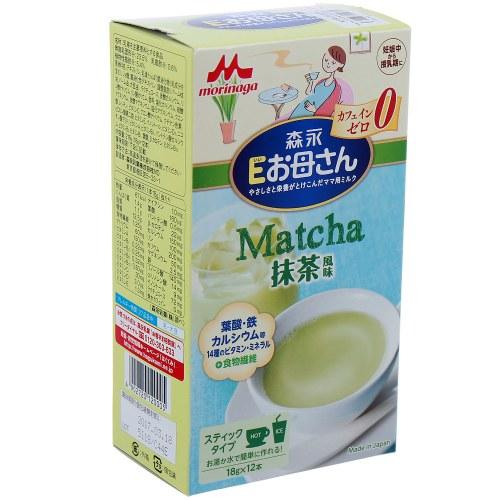 Sữa Bầu Morinaga Vị Trà Xanh Matcha 216g