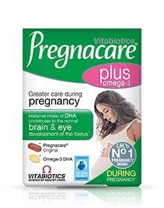 Thuốc Pregnacare Plus Omega 3, Vitamin Cho Bà Bầu Của Anh Giá Tốt