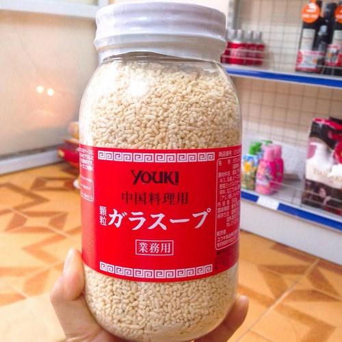Hạt nêm Youki Nhật 500g