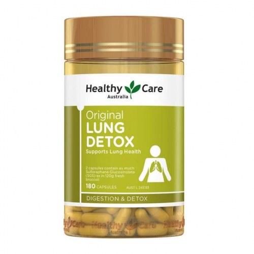 Giải Độc Phổi Healthy Care Original Lung Detox